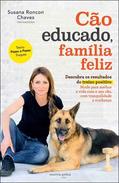 Cão Educado Família Feliz